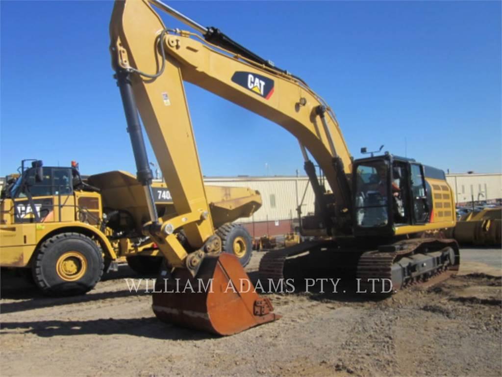 Caterpillar 349E - Crawler Excavators - Construction