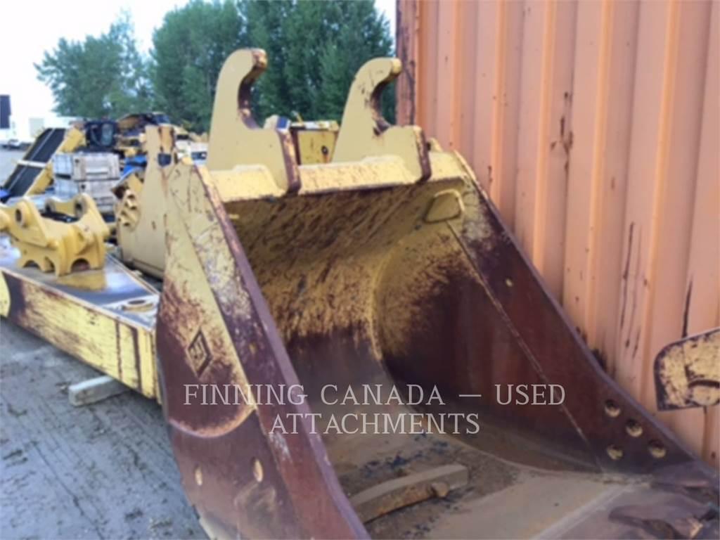Caterpillar 349E, bucket, Construction