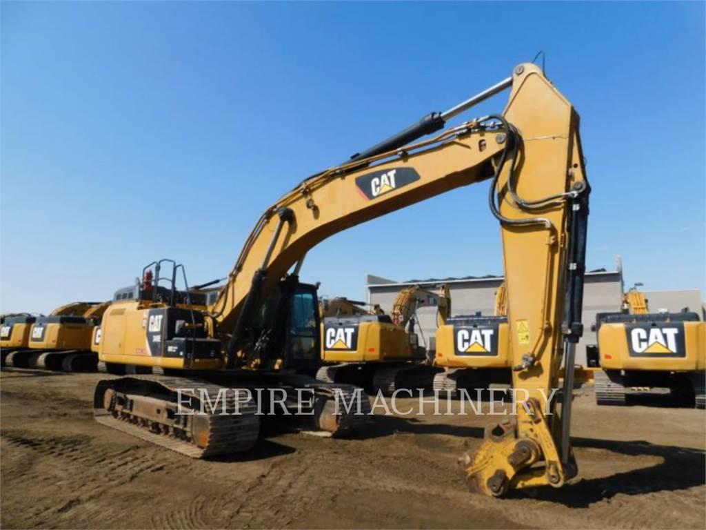 Caterpillar 349EL P, Pelle sur chenilles, Équipement De Construction