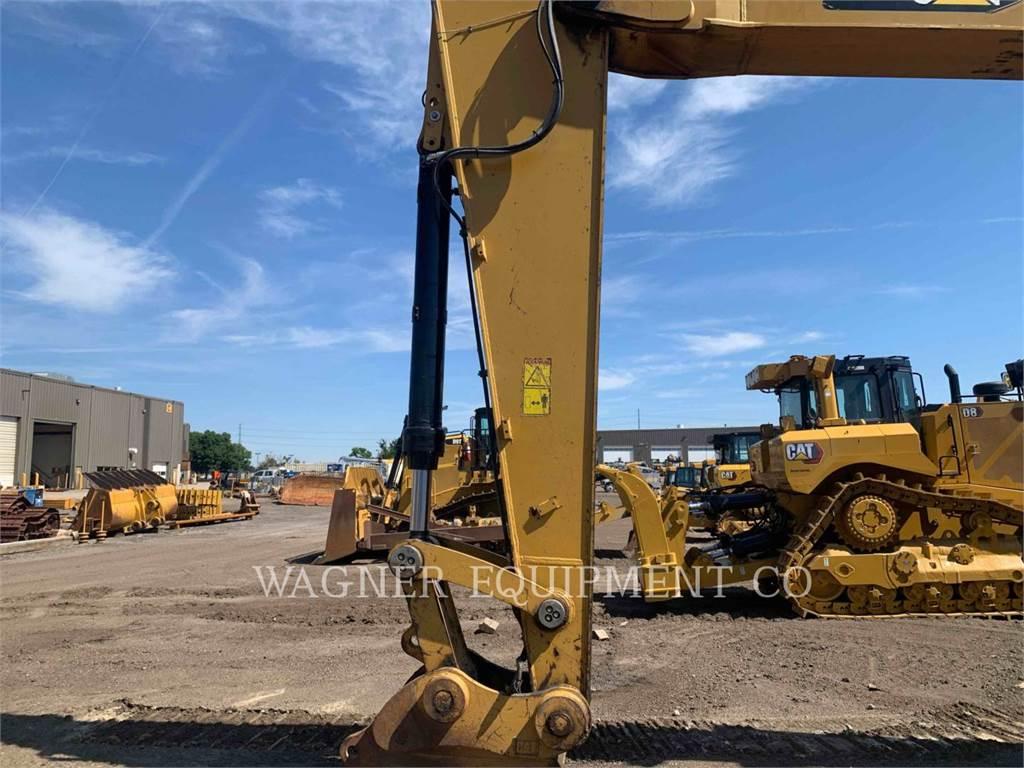 Caterpillar 349EL VG, Crawler Excavators, Construction
