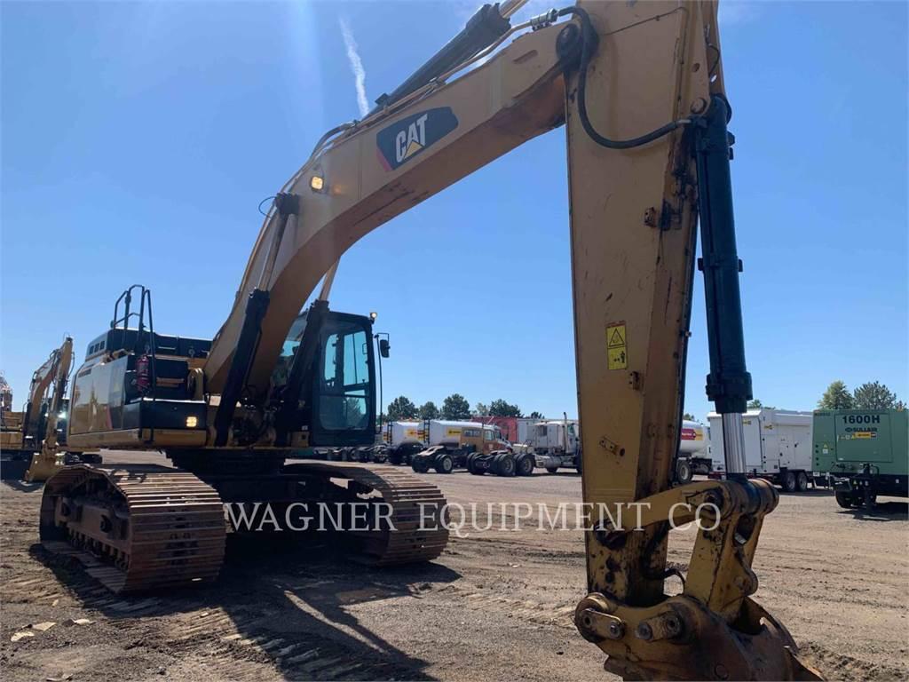 Caterpillar 349ELVG, Crawler Excavators, Construction