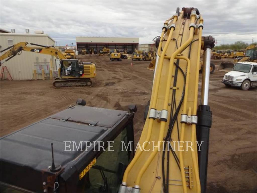 Caterpillar 349ELVG、履带挖掘机、建筑设备