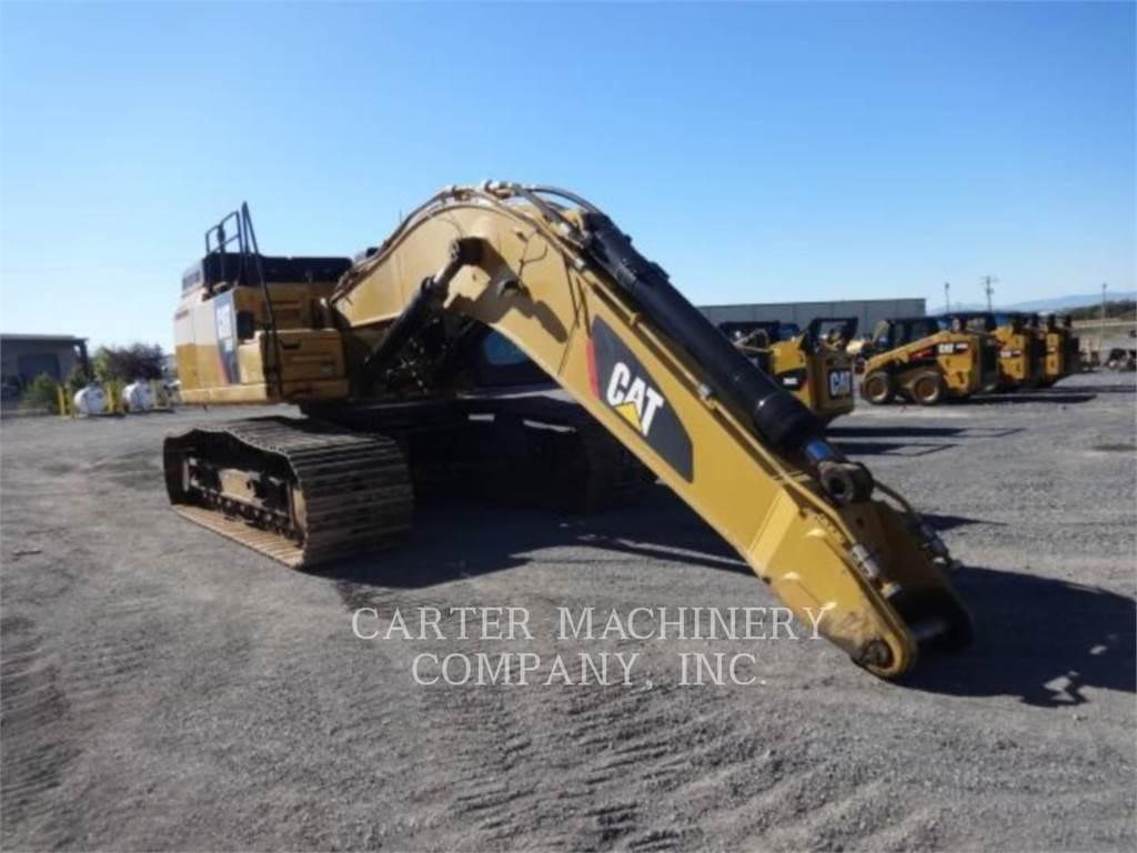 Caterpillar 349F 11, Pelle sur chenilles, Équipement De Construction