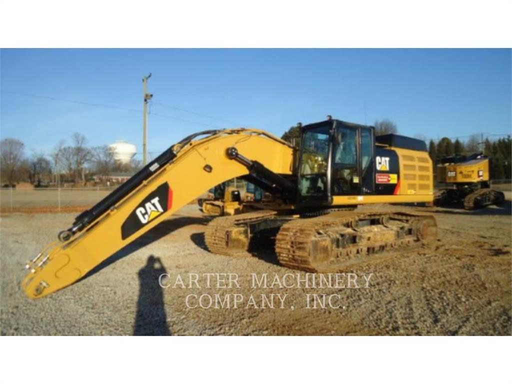 Caterpillar 349F 11, Escavadoras de rastos, Equipamentos Construção