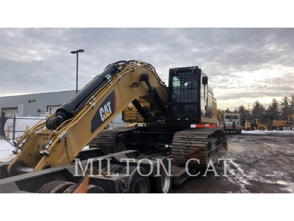 Caterpillar 349F L, Crawler Excavators, Construction