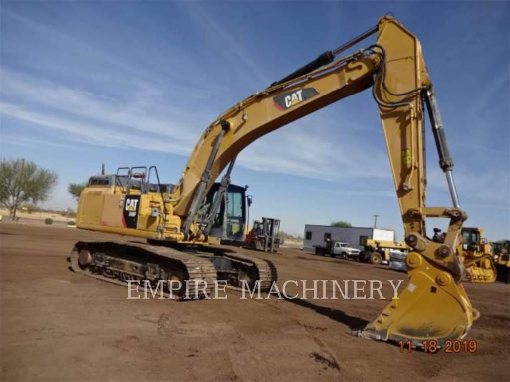 Caterpillar 349F P、履带挖掘机、建筑设备