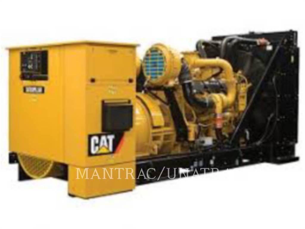 Caterpillar 3508, Stationary Generator Sets, Construction