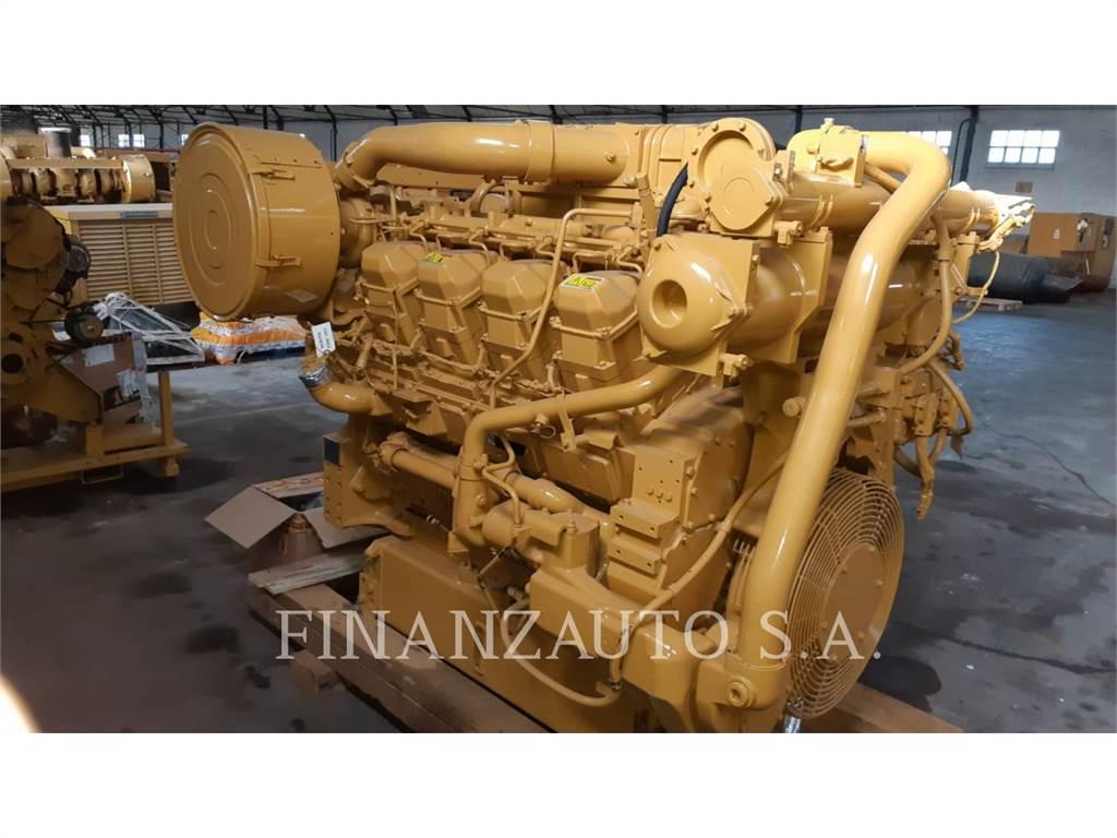 Caterpillar 3508, Industrial engines, Construction
