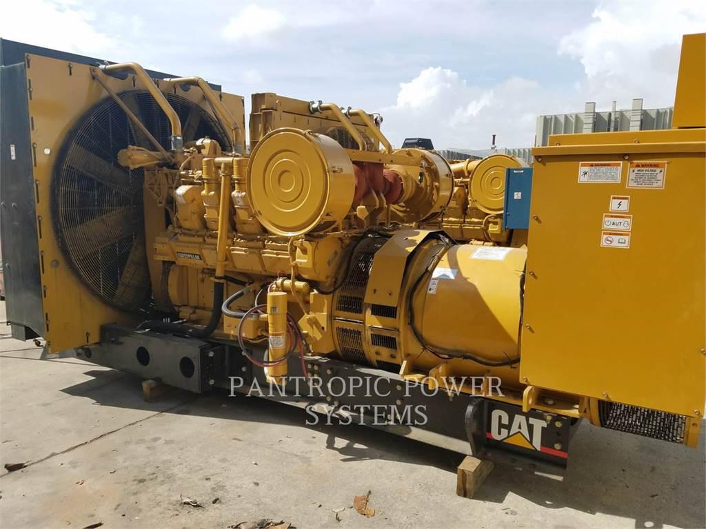 Caterpillar 3508B、柴油发电机组、建筑设备