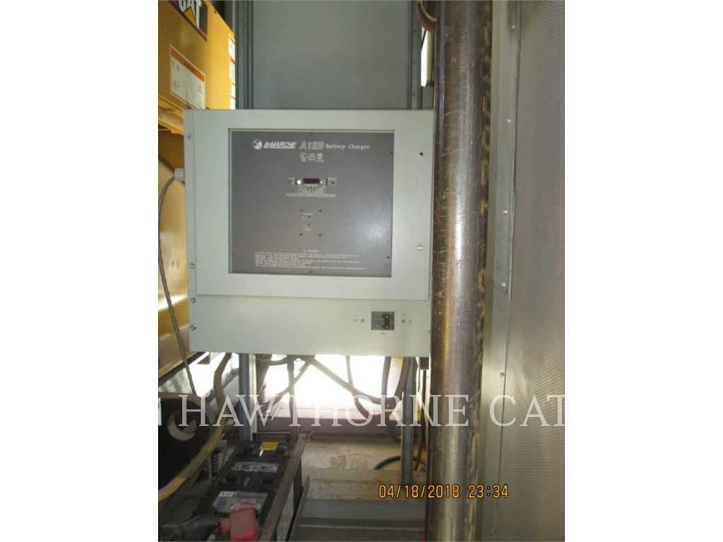 Caterpillar 3512B, Stationäre Stromaggregate, Bau-Und Bergbauausrüstung