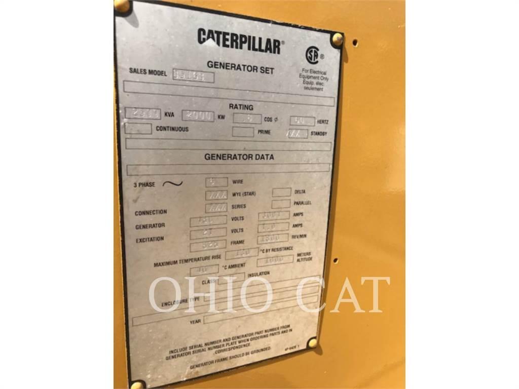 Caterpillar 3516, Stacjonarne Zestawy Generatorów, Sprzęt budowlany