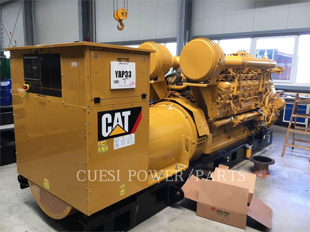 Caterpillar 3516B, Stacjonarne Zestawy Generatorów, Sprzęt budowlany
