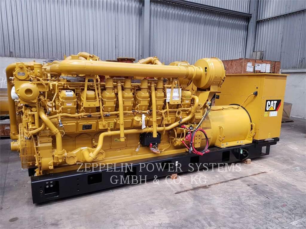 Caterpillar 3516BHD, Stationary Generator Sets, Construction