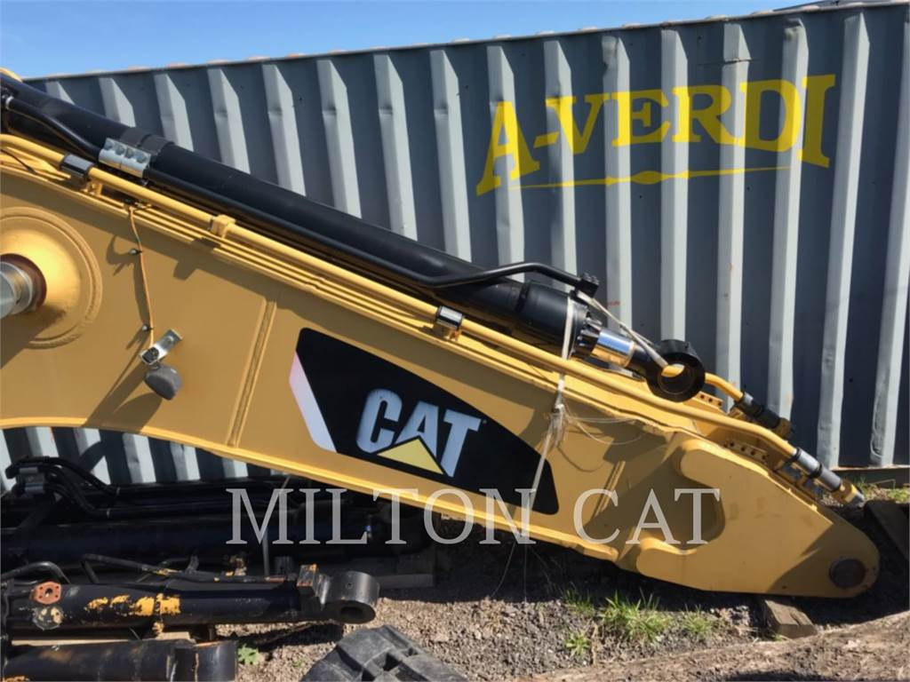 Caterpillar 365 MASS EXCAVATION FRONT, Articulated boom lifts, Construction