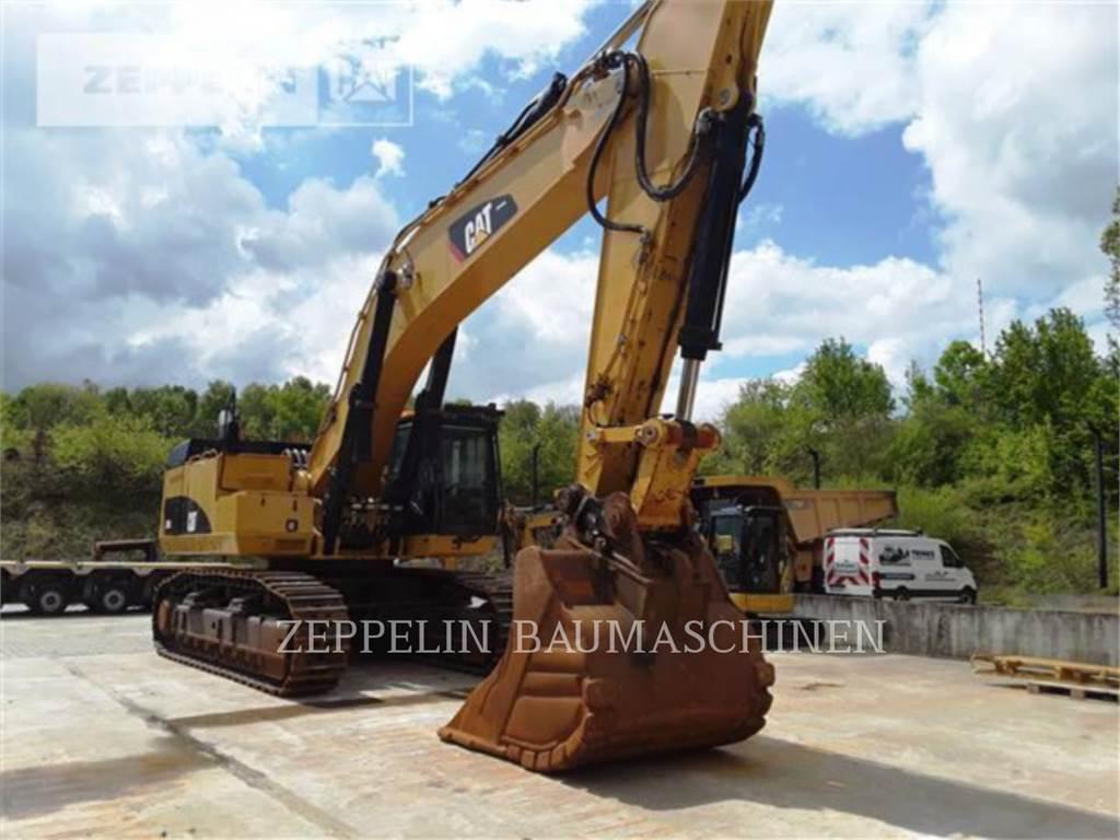 Caterpillar 374DL, Escavatori cingolati, Attrezzature Da Costruzione
