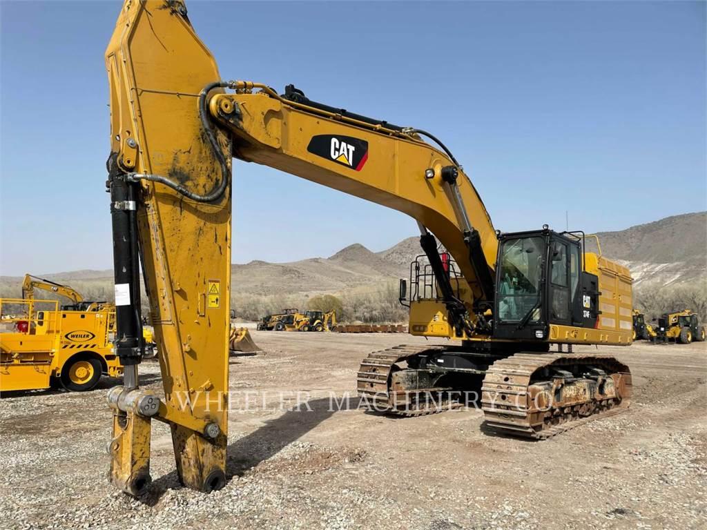 Caterpillar 374F L, Crawler Excavators, Construction
