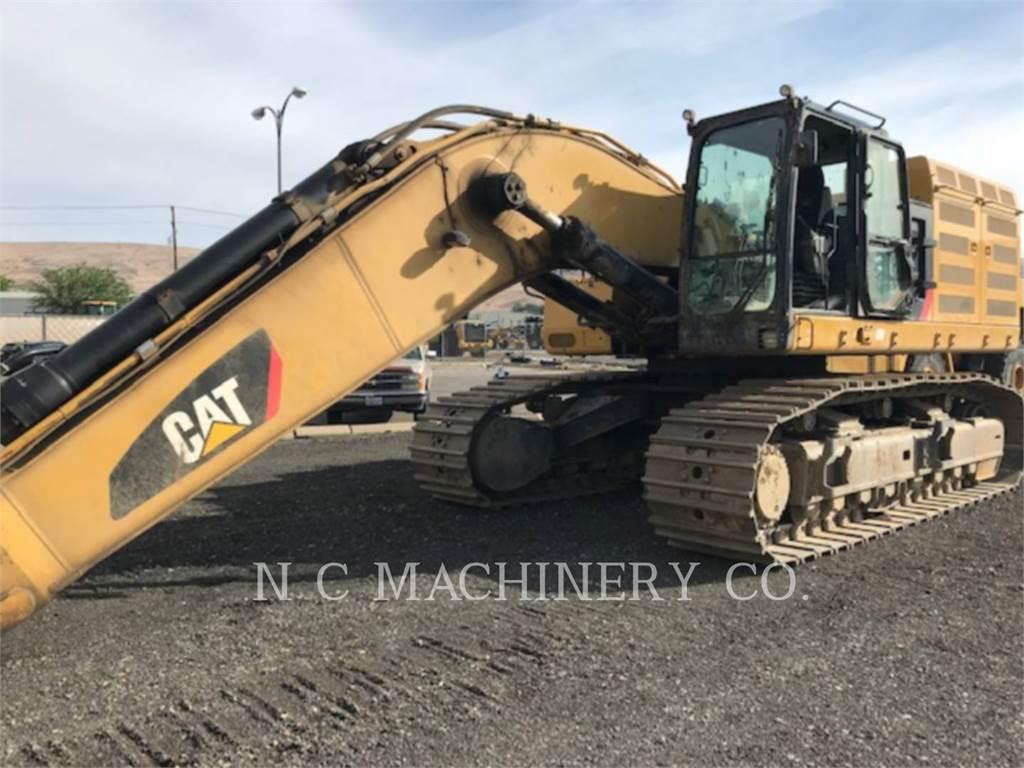Caterpillar 374FL, Crawler Excavators, Construction