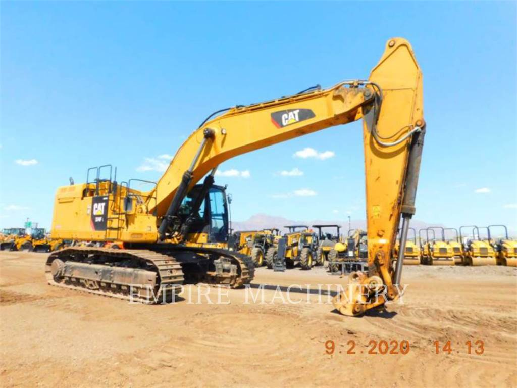 Caterpillar 374FL, Crawler Excavators, Construction