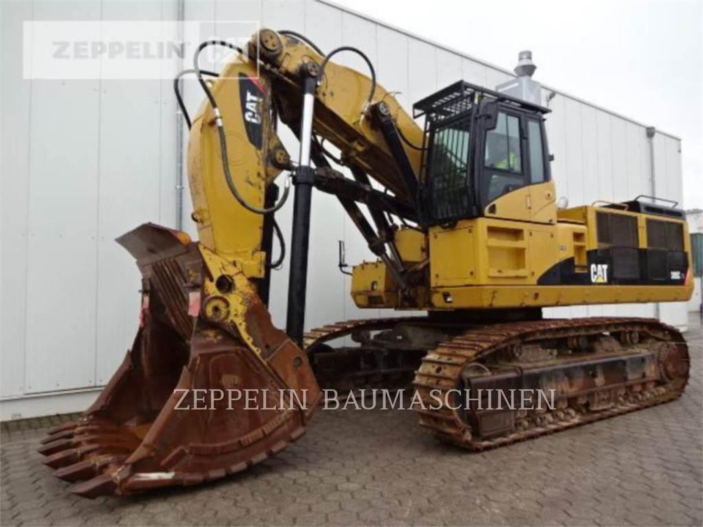 Caterpillar 385CFS, Pelle sur chenilles, Équipement De Construction