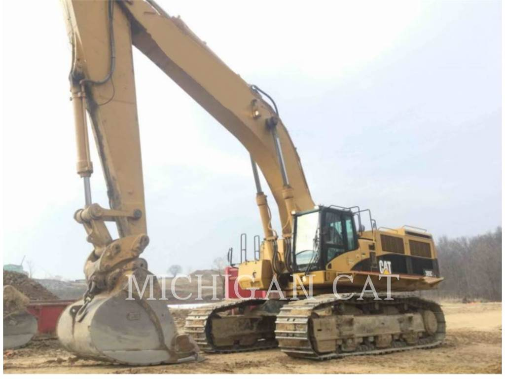 Caterpillar 385CL, Crawler Excavators, Construction