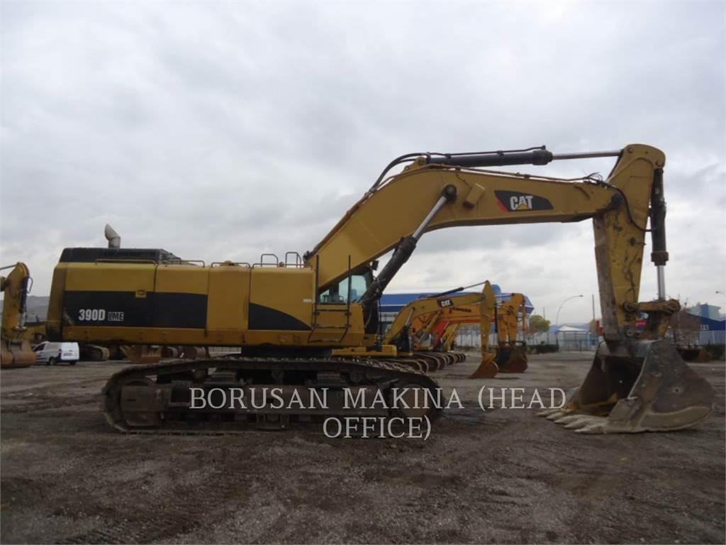 Caterpillar 390DL, Raupenbagger, Bau-Und Bergbauausrüstung