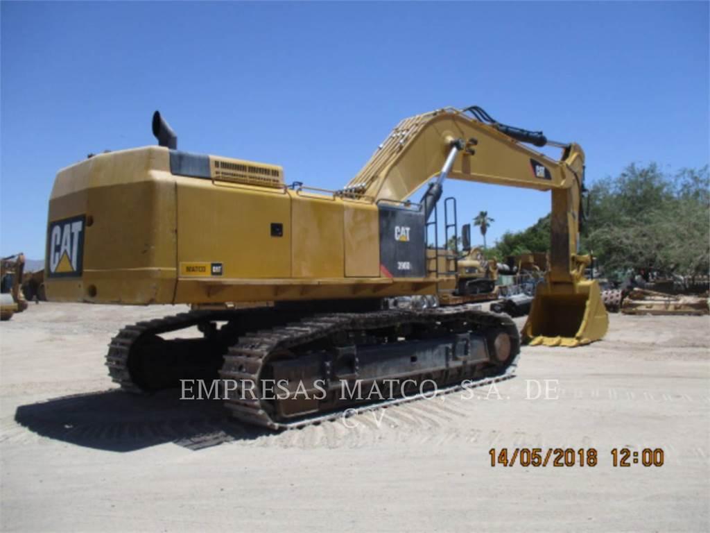 Caterpillar 390DL, Crawler Excavators, Construction