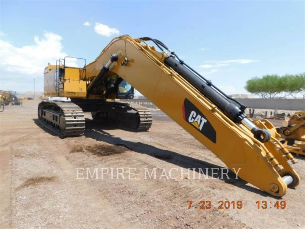 Caterpillar 390FL, Pelle sur chenilles, Équipement De Construction