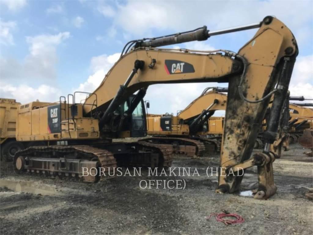 Caterpillar 390FL, Raupenbagger, Bau-Und Bergbauausrüstung