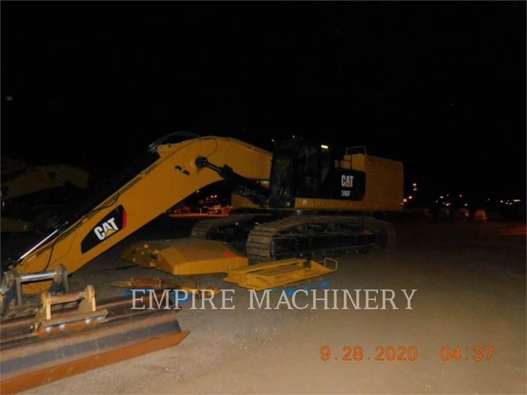 Caterpillar 390FL GP, Koparki gąsienicowe, Sprzęt budowlany