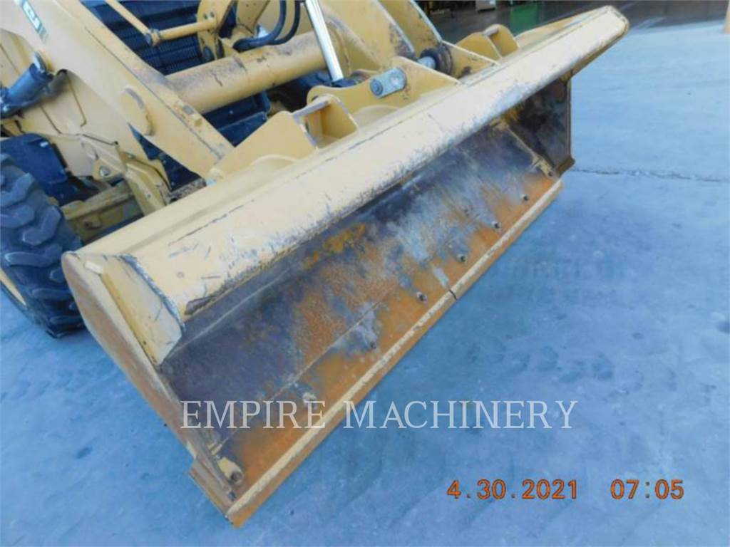 Caterpillar 415F2 IL、轮式装载机、建筑设备