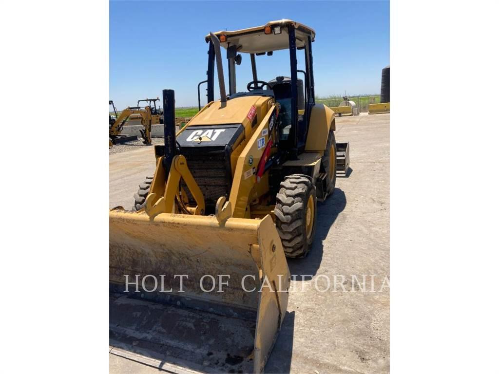 Caterpillar 415F2IL, Cargadoras sobre ruedas, Construcción