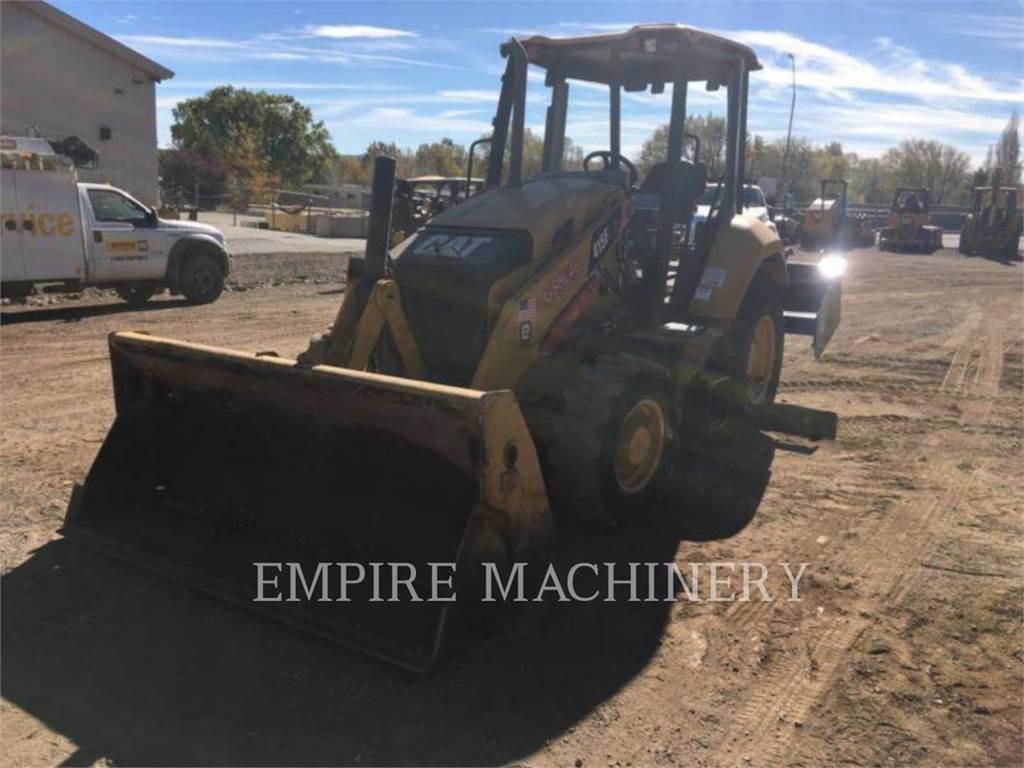 Caterpillar 415F2IL, Wheel Loaders, Construction