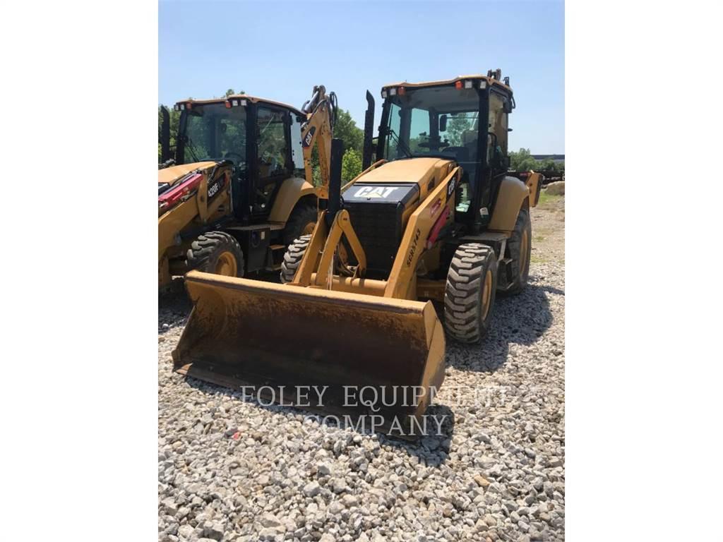 Caterpillar 416F2, chargeuses-pelleteuses, Équipement De Construction