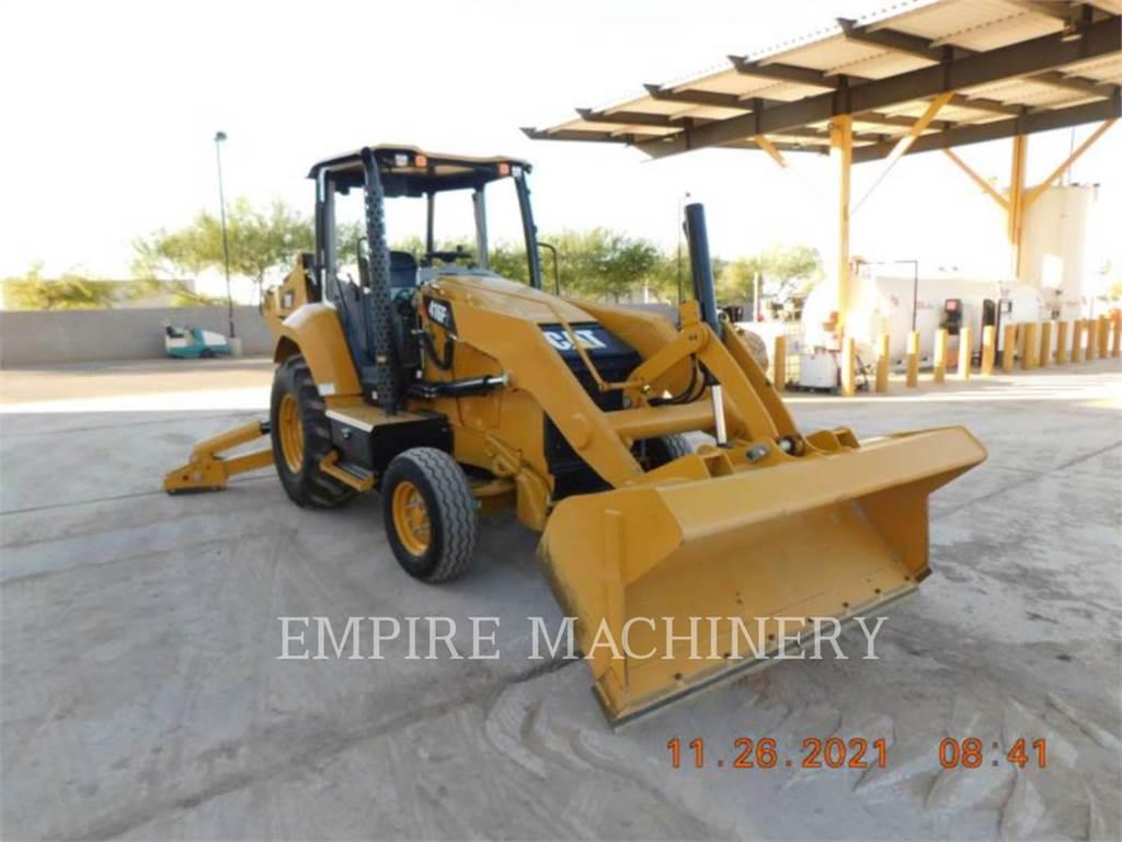 Caterpillar 416F2 2SO, backhoe loader, Construction
