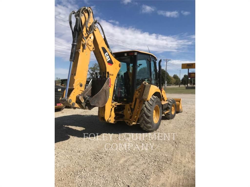 Caterpillar 416F2、反铲装载机、建筑设备