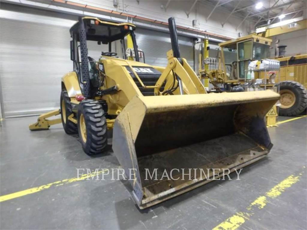 Caterpillar 416F2ST, koparko-ładowarki, Sprzęt budowlany