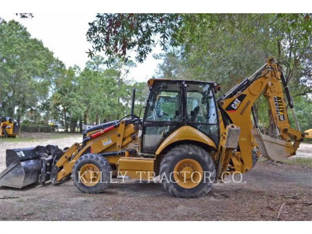Caterpillar 420EIT, koparko-ładowarki, Sprzęt budowlany