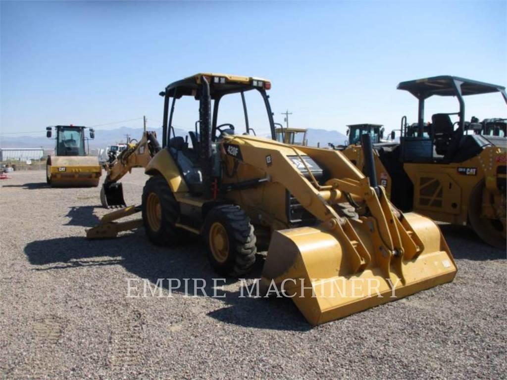 Caterpillar 420F 4EO, baggerlader, Bau-Und Bergbauausrüstung