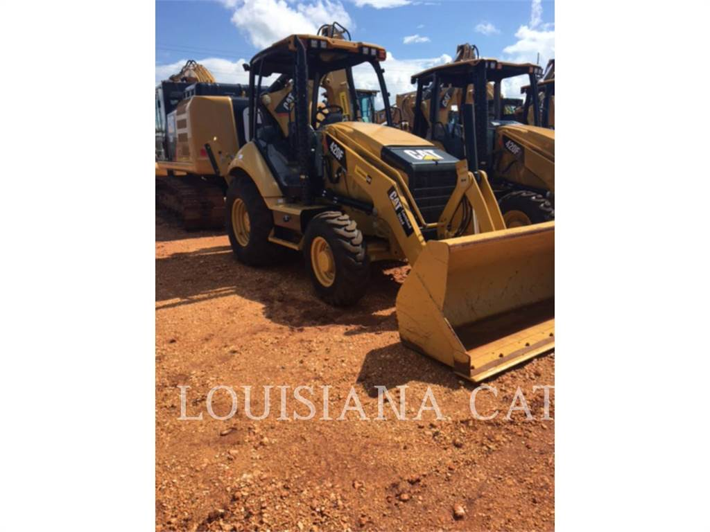 Caterpillar 420F LAGSO, baggerlader, Bau-Und Bergbauausrüstung