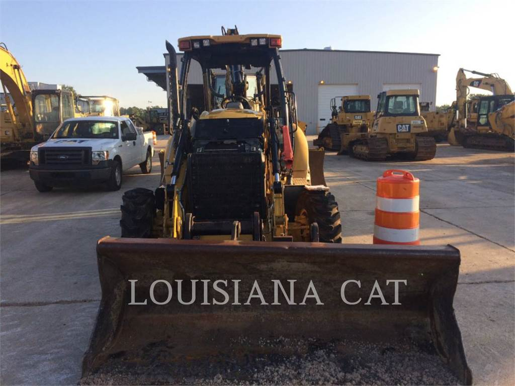 Caterpillar 420F TAGSO, backhoe loader, Construction