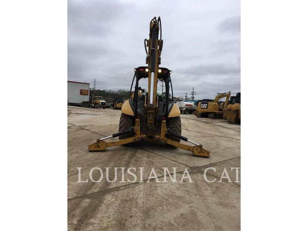 Caterpillar 420F TAMSO, backhoe loader, Construction