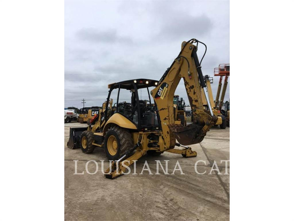 Caterpillar 420F TAMSO, backhoe loader, Construction