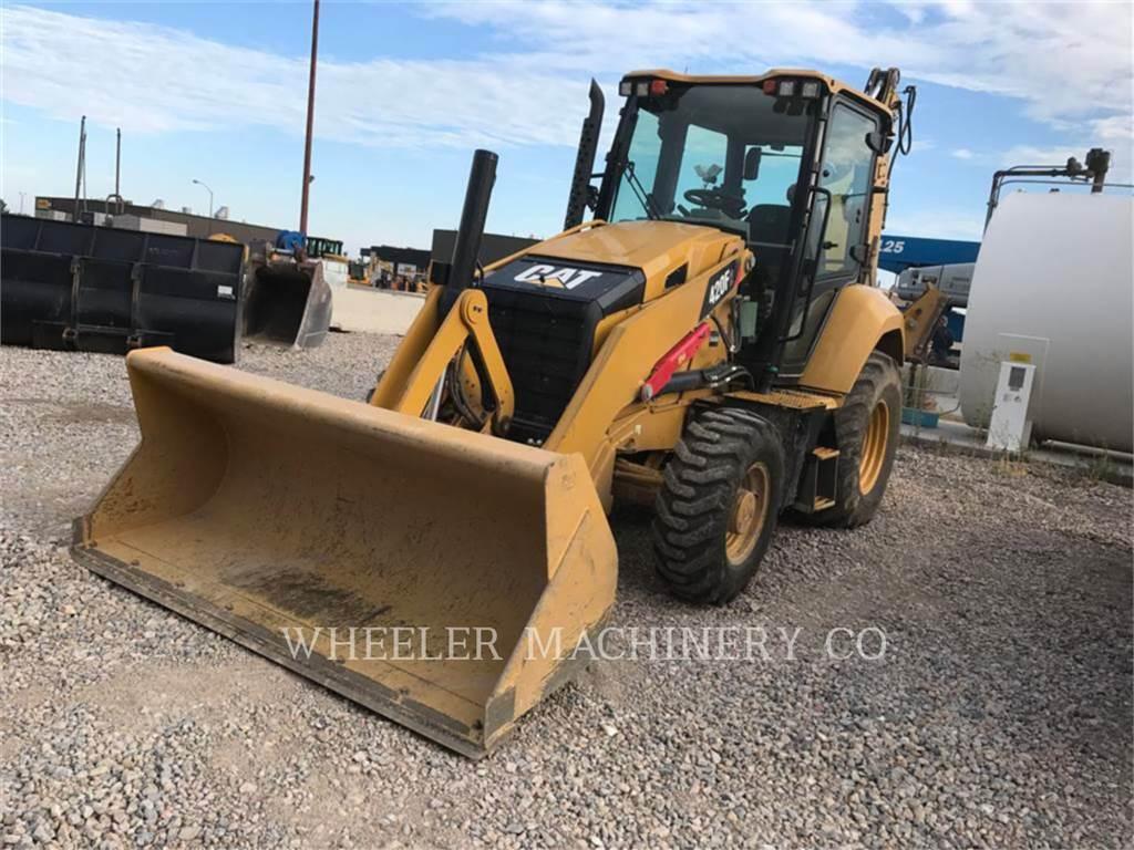 Caterpillar 420F2 E、バックホーローダ、建設