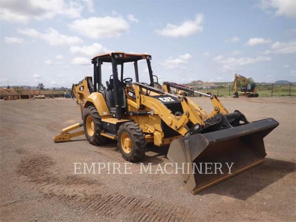 Caterpillar 420F2 HRC, retroescavadeiras, Equipamentos Construção