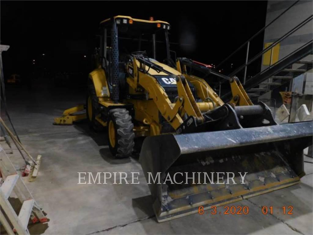 Caterpillar 420F24EOIP, retroexcavadoras cargadoras, Construcción