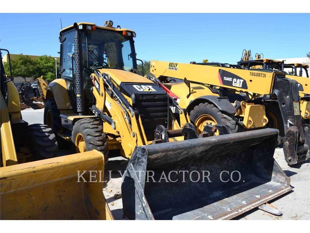 Caterpillar 420F2IT, chargeuses-pelleteuses, Équipement De Construction