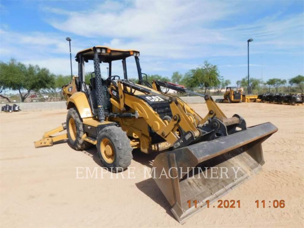 Caterpillar 420F2IT, baggerlader, Bau-Und Bergbauausrüstung
