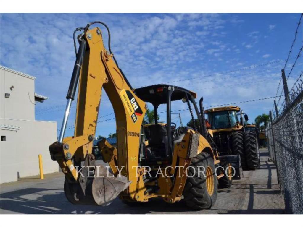 Caterpillar 420FIT, baggerlader, Bau-Und Bergbauausrüstung