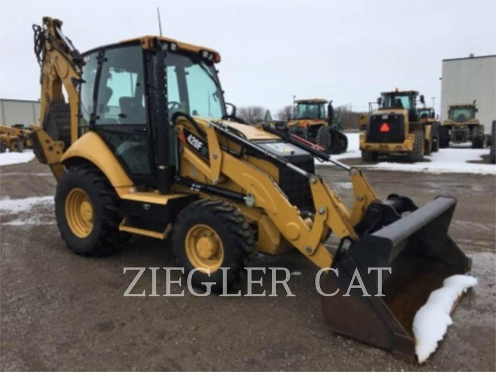Caterpillar 420FITH2, baggerlader, Bau-Und Bergbauausrüstung