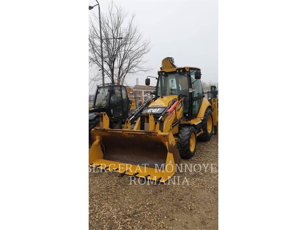 Caterpillar 428F, chargeuses-pelleteuses, Équipement De Construction